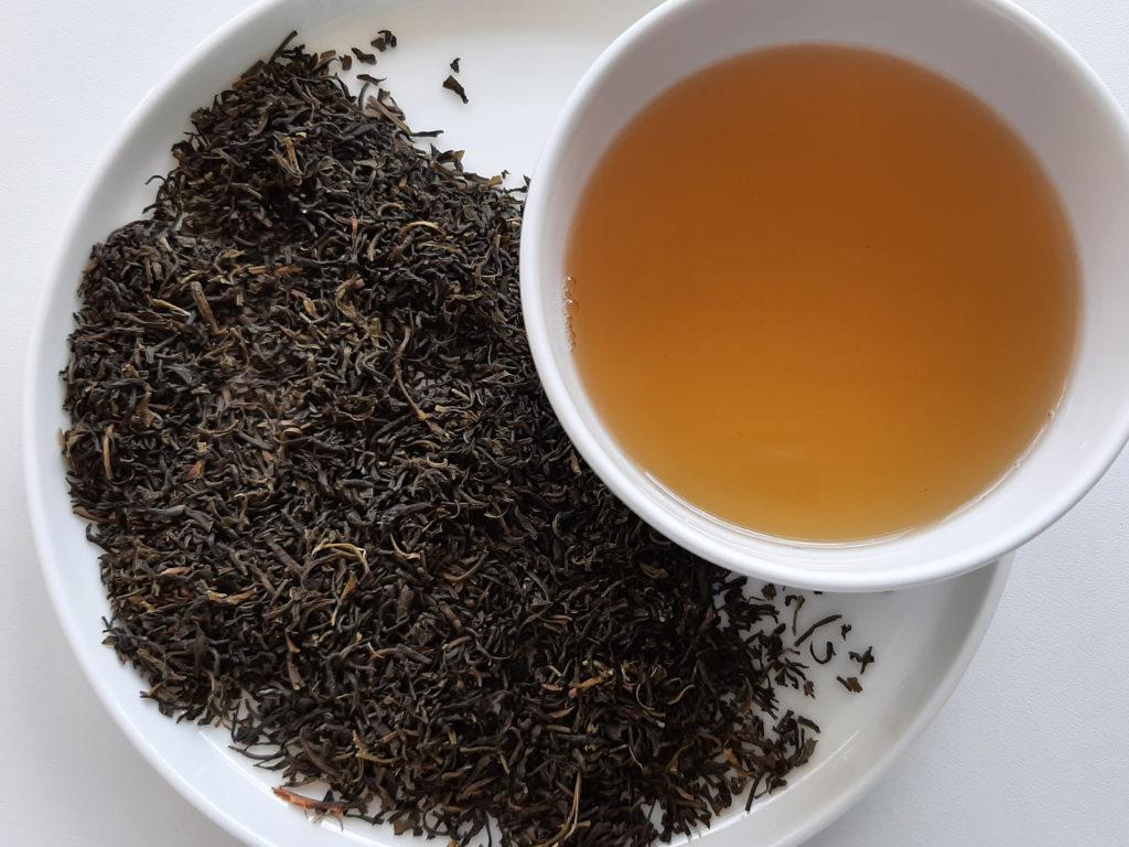 Qualitätstee Afrika Ruanda, ausgewählte Teegärten, The Tea Company