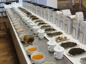 Qualitätstee, ausgewählte Teegärten, The Tea Company