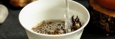 Teeverkostung, professionelle Tastings